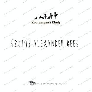{2019} ALEXANDER REES