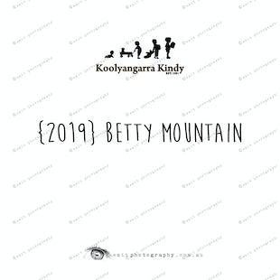 {2019} BETTY MOUNTAIN