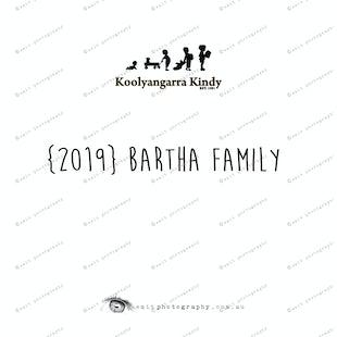 {2019} BARTHA FAMILY