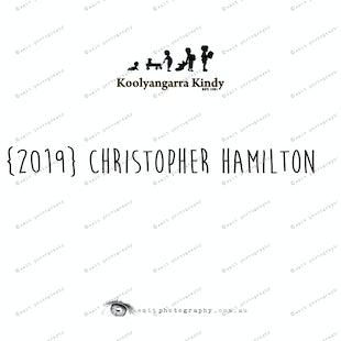 {2019} CHRISTOPHER HAMILTON