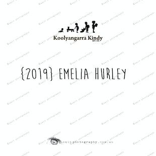 {2019} EMELIA HURLEY