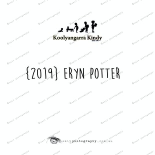 {2019} ERYN POTTER