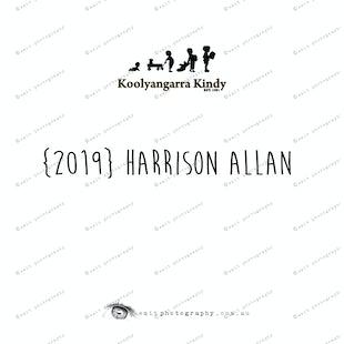 {2019} HARRISON ALLAN