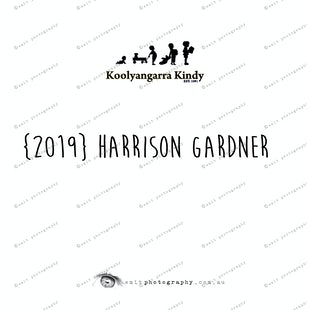 {2019} HARRISON GARDNER