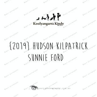 {2019} HUDSON KILPATRICK SUNNIE FORD