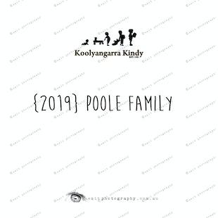 {2019} POOLE FAMILY