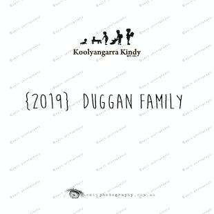 {2019} DUGGAN FAMILY
