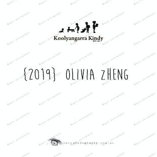 {2019} OLIVIA ZHENG