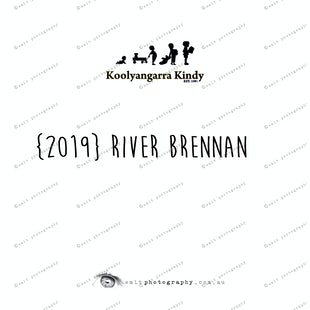 {2019} RIVER BRENNAN