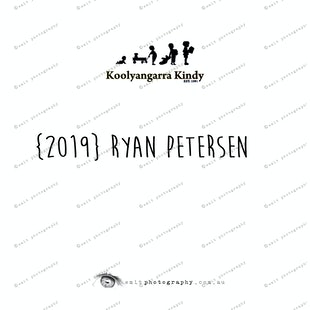 {2019} RYAN PETERSEN