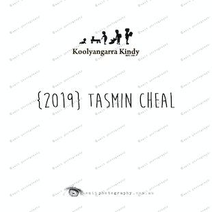 {2019} TASMIN CHEAL