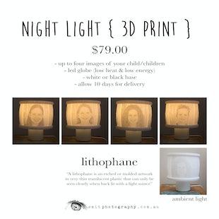 Night Light {3D Print}