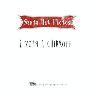 {2019} Santa Hat Photos - Chirkoff