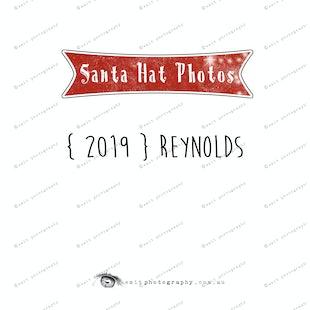 {2019} Santa Hat Photos - Reynolds