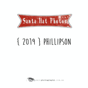{2019} Santa Hat Photos - Phillipson