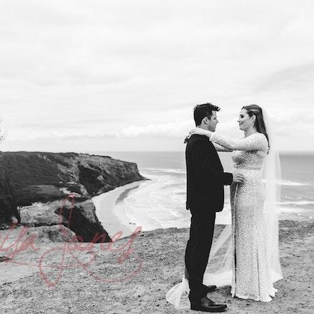 Ella and Sam - Torquay Wedding