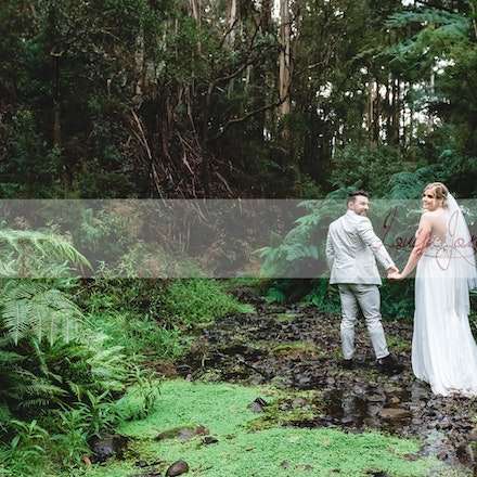 Christie and Conor - King Parrot Wedding