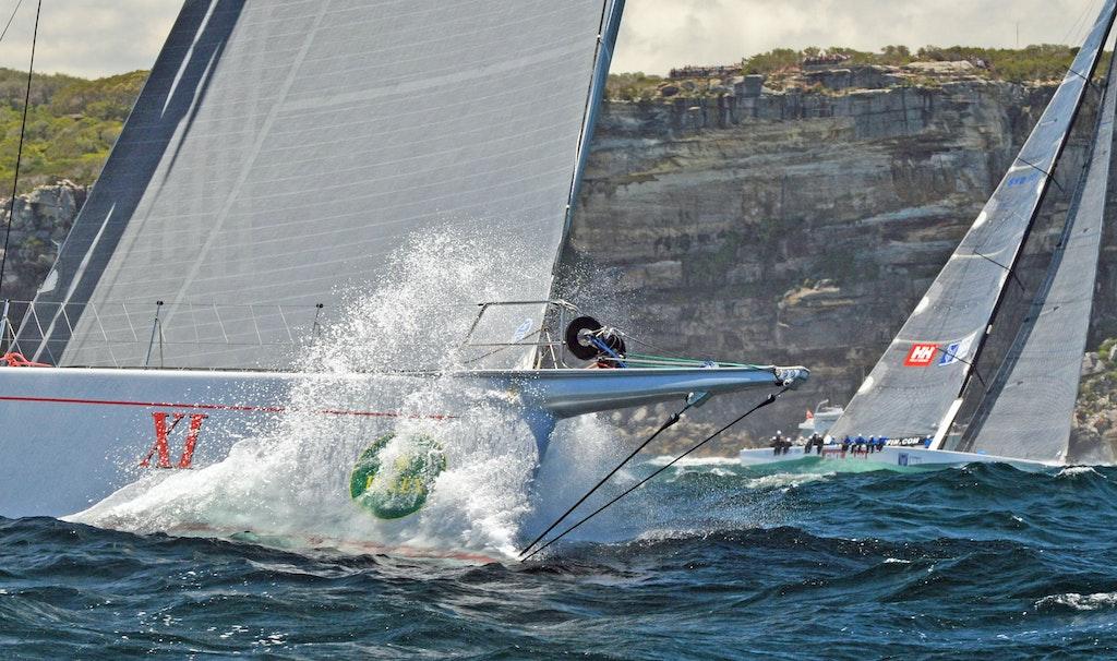 Blakeman_2013_100369 - 26/12/13, Sydney, Australia, Sydney to Hobart Start