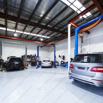 HMR New Warehouse