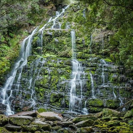 Water - Tasmania and New Zealand