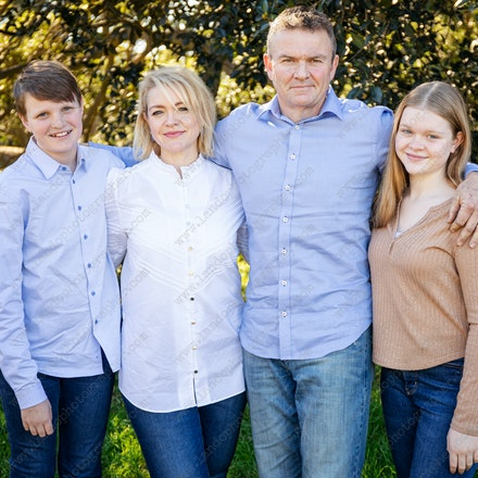 Marsden Family