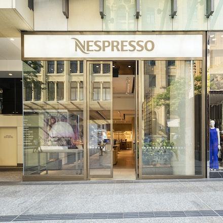 Nespresso BTQ Brisbane