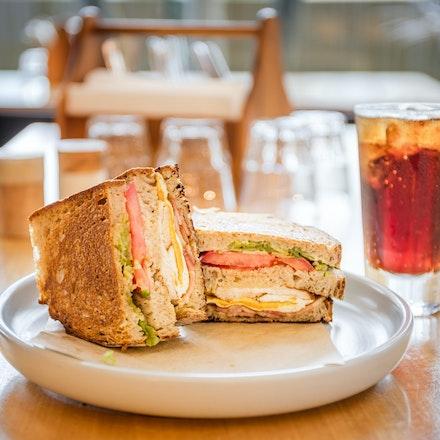 Food Photography - Restaurant/Bistro Example