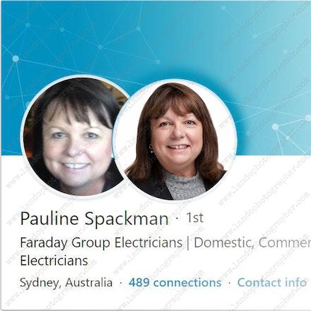 Pauline Headshots