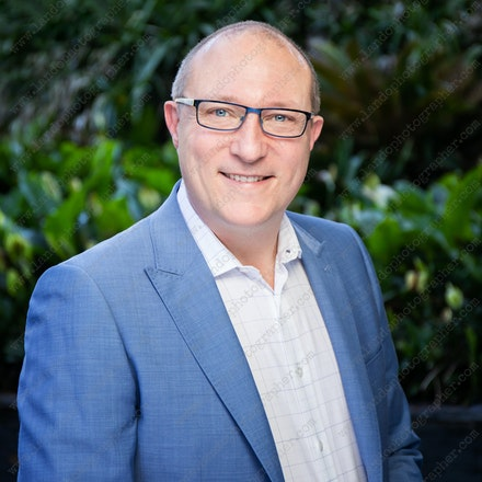 David P - BNI SNW - Area Director - Corporate Portrait