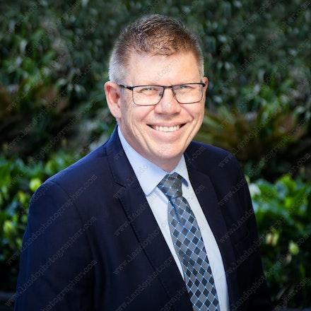 David D - Area Director - Corporate Portrait