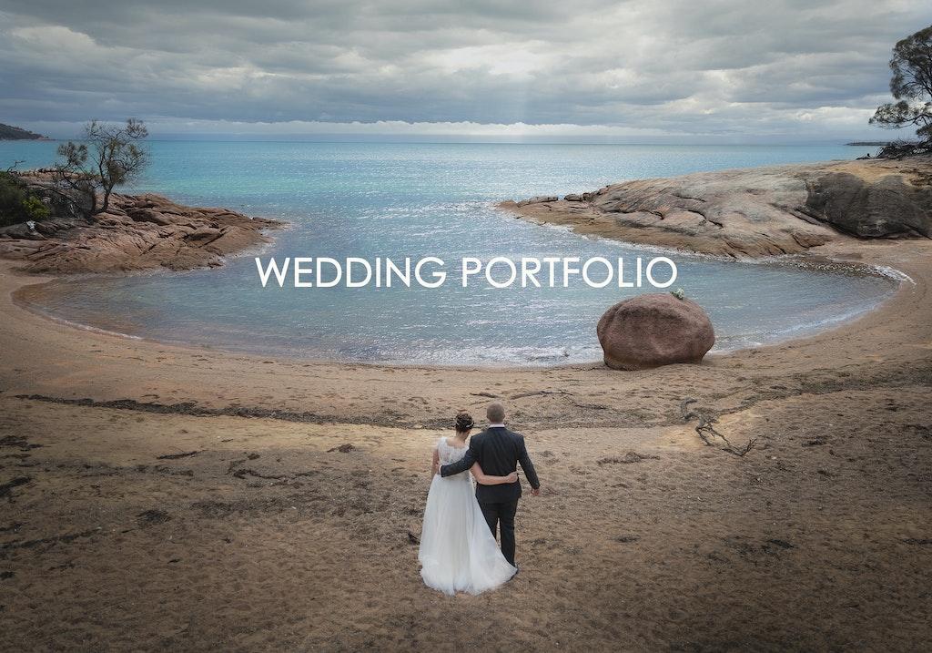 freycinet destination elopement wedding tasmania wayne enright photography - photo by Enright Photography (www.enrightphotography.com.au)