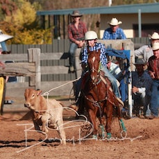 Junior Breakaway Roping - Sect 1