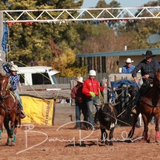 Junior Team Roping - Sect 1