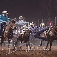 Steer Wrestling - Sect 3