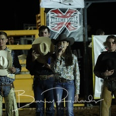 Rider Presentation & National Anthem
