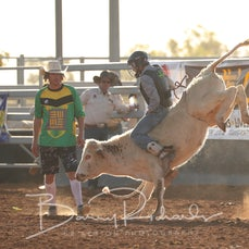 Junior Steer Ride - Sect 3