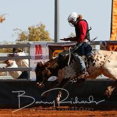 Junior Steer Ride - Sect 1