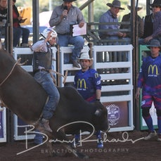 2nd Div Bull Ride - Thursday - Sect 1