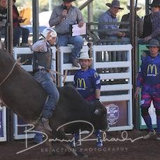 2nd Div Bull Ride - Thursday - Sect 1