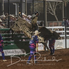 Open Bull Ride - Friday - Sect 1