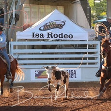 Team Roping - Thursday - Sect 1
