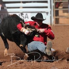 Steer Wrestling - Sunday - Round 2 - Sect 4