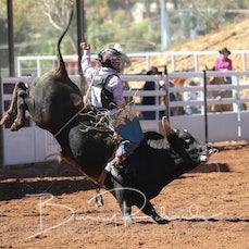 Junior Bull Ride - Friday - Sect 2