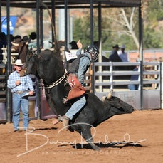 Junior Bull Ride - Friday - Sect 3