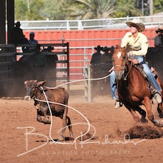 Breakaway Roping - Saturday - Sect 4