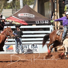 Team Roping - Saturday - Round 2 - Sect 2