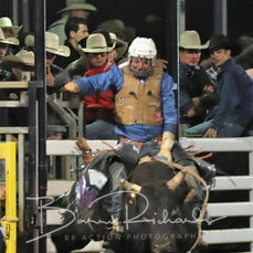 Over 40's Bull Ride - Saturday - Round  2