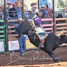 Junior Steer Ride - Saturday - Final