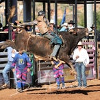 Mt Isa APRA Rodeo 2018 - Saturday Events