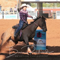 Open Barrel Race - Saturday -  Round 2 - Sect 2